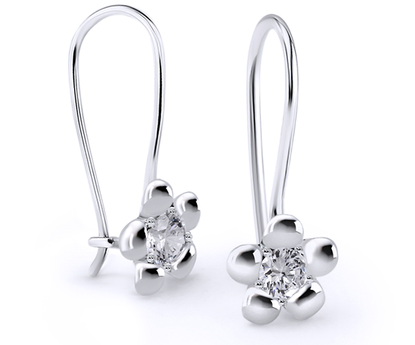 Baby Earrings AC165B