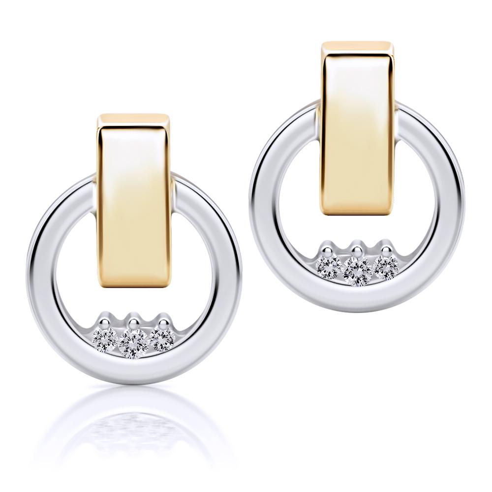 Earrings AC330