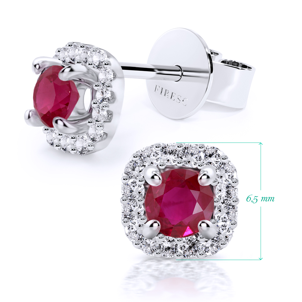 Earrings AC204BR