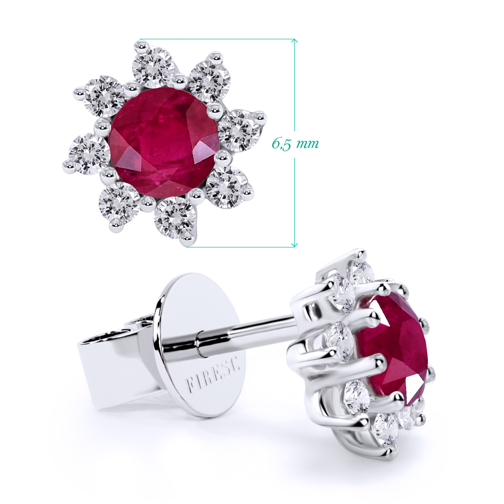 Earrings AC313R