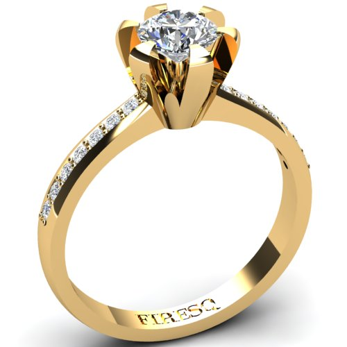 Engagement Ring AA15BGL