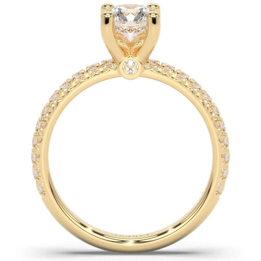 Engagement Ring AA327BGL