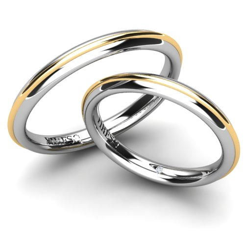 Wedding Rings VA19AL
