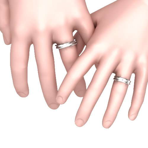 Wedding Rings VA27AL