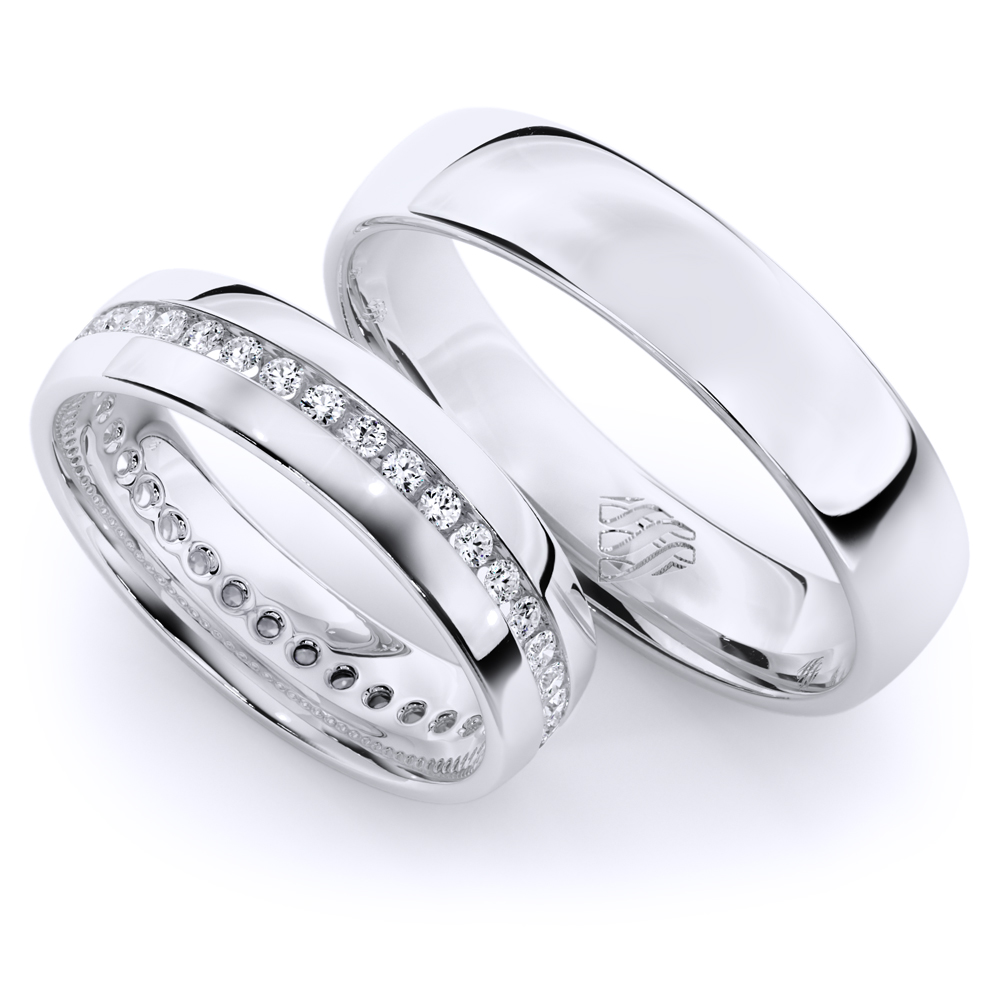 Wedding Rings VA68AL