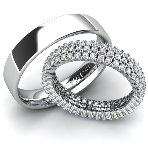 Wedding Rings VA72AL