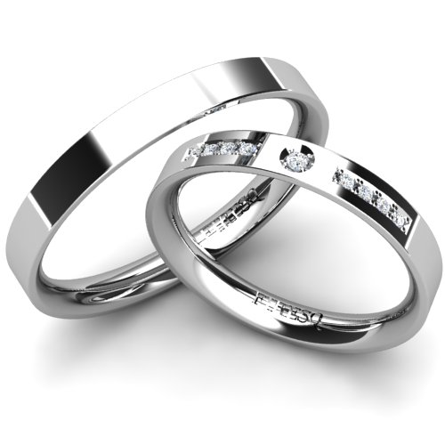 Wedding Rings VA75AL