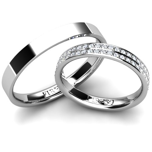Wedding Rings VA95AL