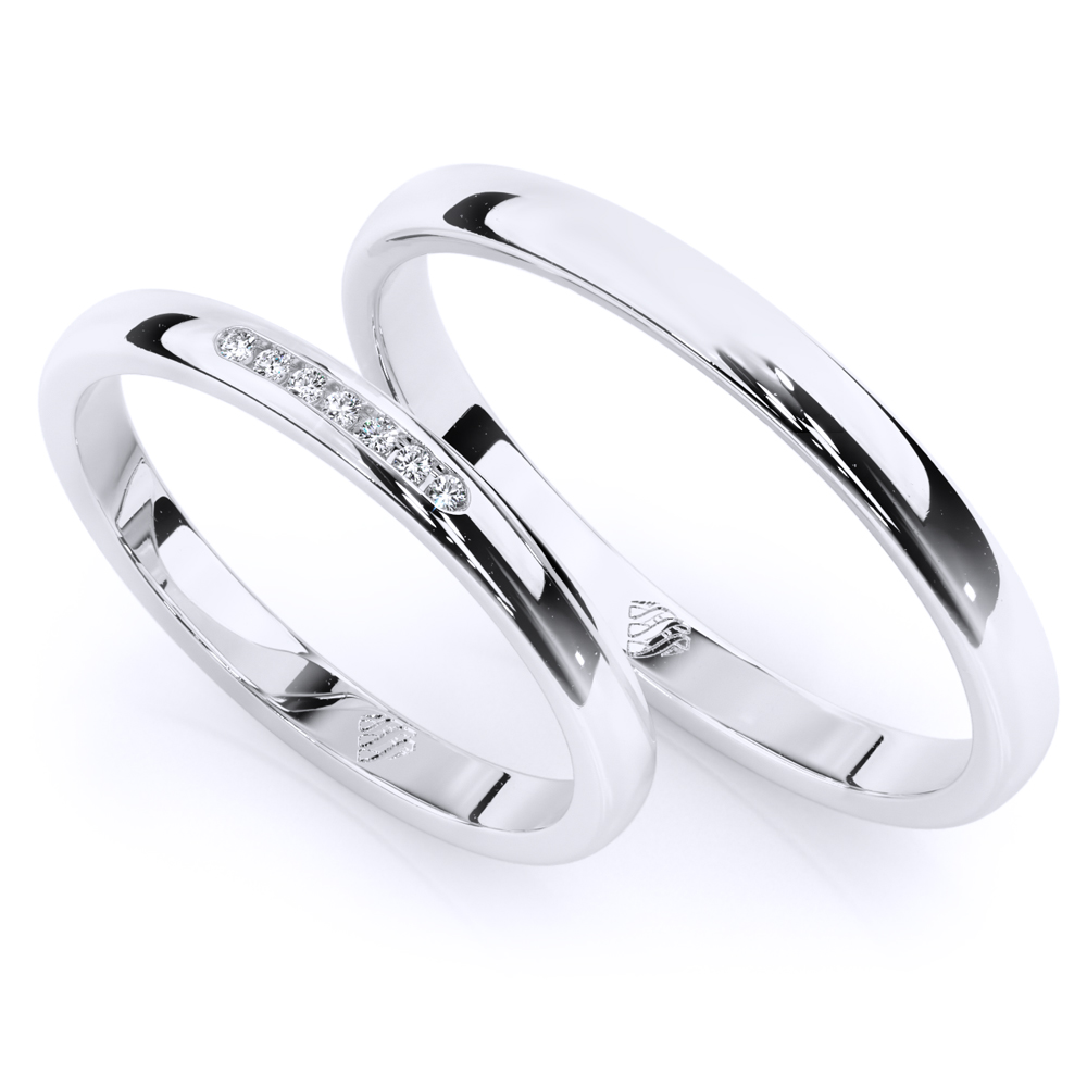 Wedding Rings VA96AL