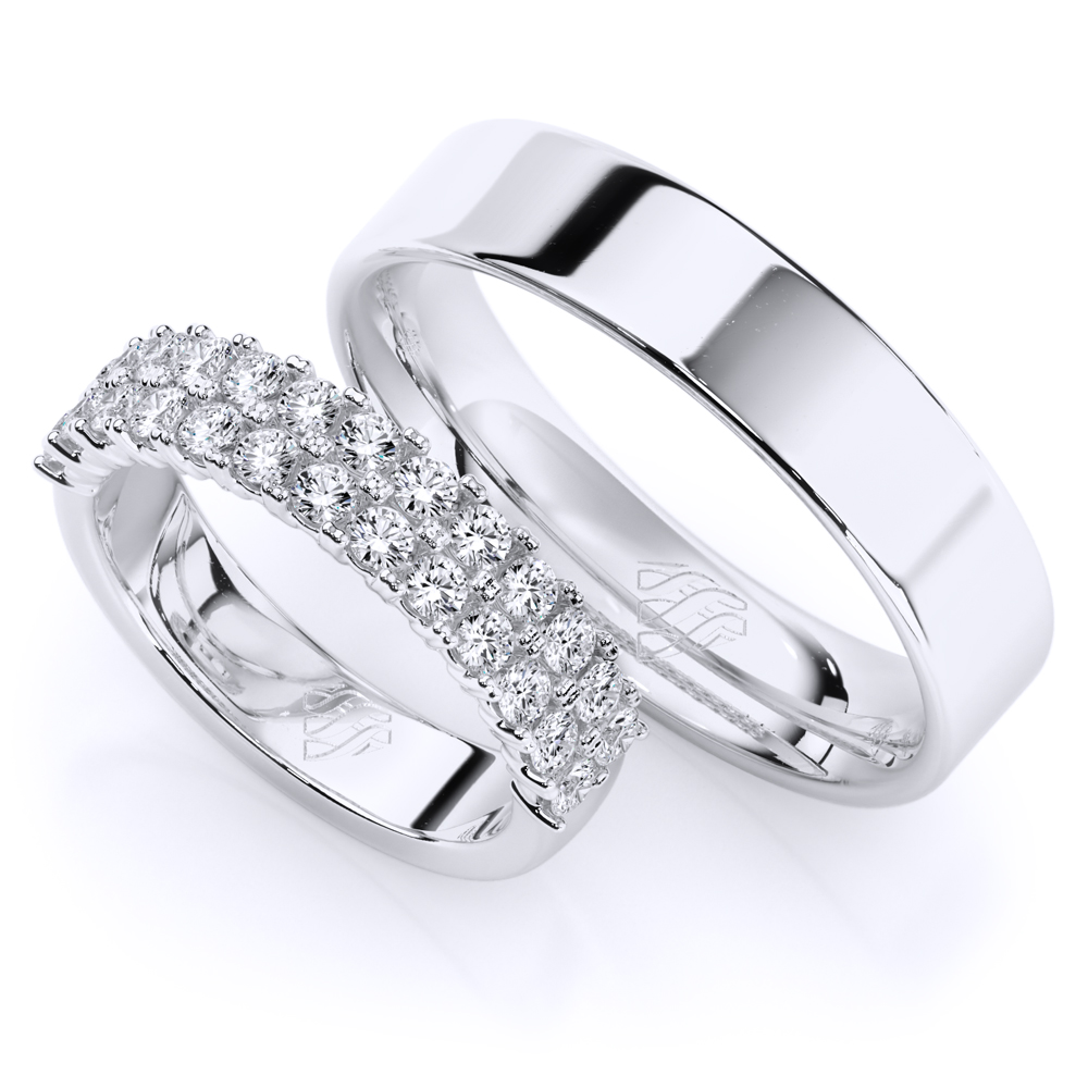 Wedding Rings VA99AL