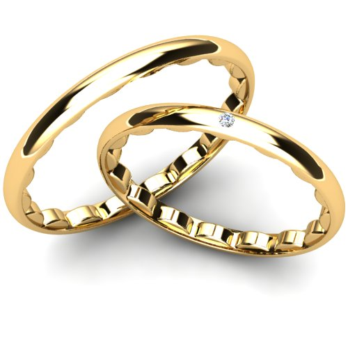 Wedding Rings VA14GL