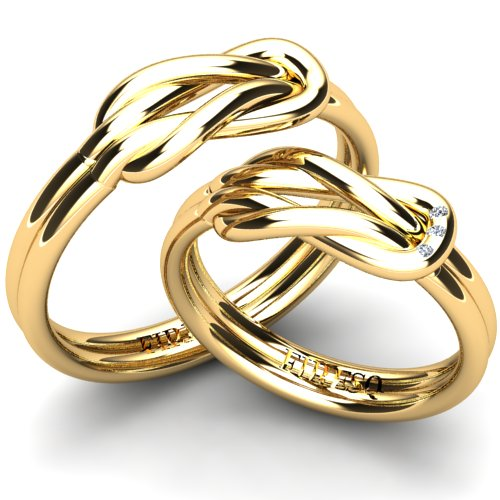 Wedding Rings VA57GL