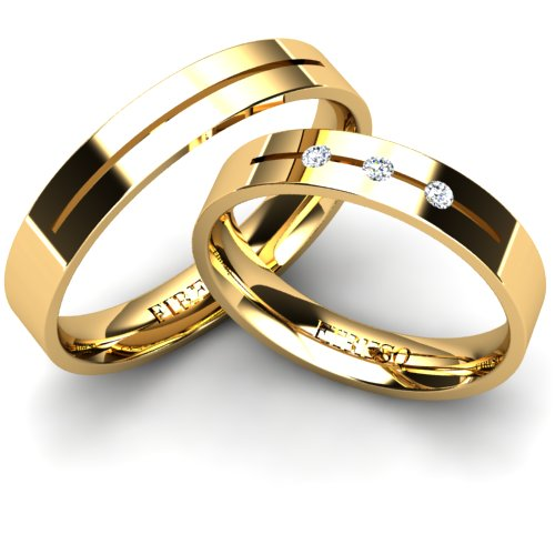 Wedding Rings VA77GL