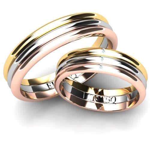 Wedding Rings VA90GL