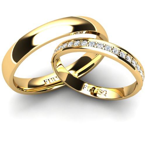 Wedding Rings VA91GL